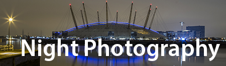 Night Photography gallery